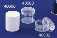 44x44 Round Boxes (screw cap boxes) Inside