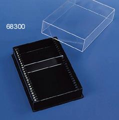 138x86x27 box for glass-plates
