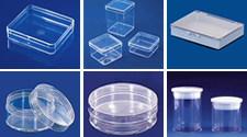 transparent presentation boxes